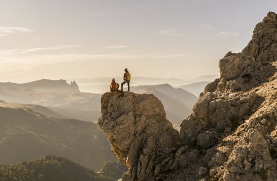 Life is a mountain, not a beach!