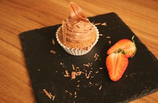 Cupcake al cioccolato fatto in casa